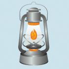 lampa naftowa