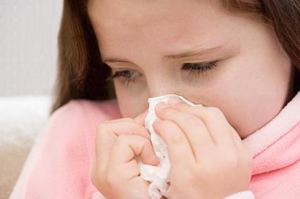 Choroby u dzieci