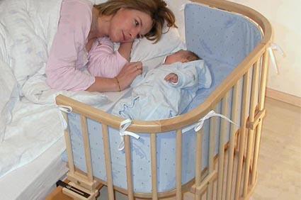 Jak wybrać  łóżeczko dla maluszka